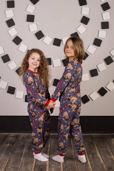 Пижамы с начесом